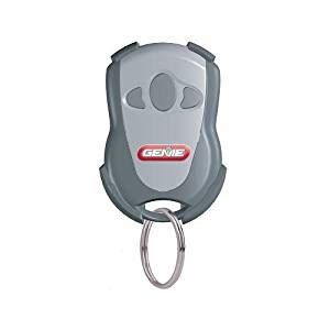 genie gictd 3 three button intellicode garage door opener