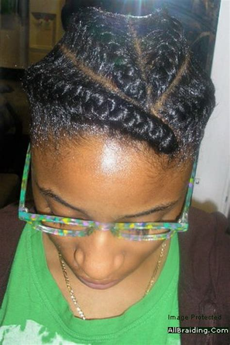 african american french braid updo hairstyles hair african french braid hairstyles