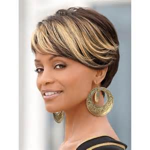trendy hair styles for wigs cheap fashion chic womens cut hairstyles synthetic short