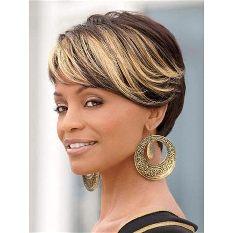 short hairstyle wigs for black women short pixie wigs for black women short hairstyle 2013