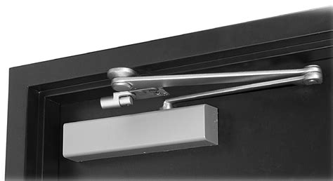 quality door and hardware selects the norton 8501 surface