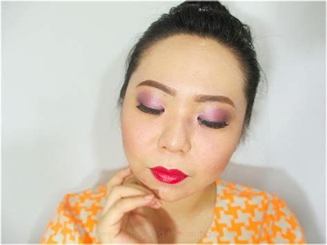Maskara Caring Colours tips easy time look tutorial