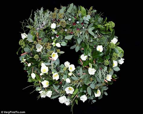 world s most expensive wreath goes on sale at veryfirstto for nearly 163 3 million