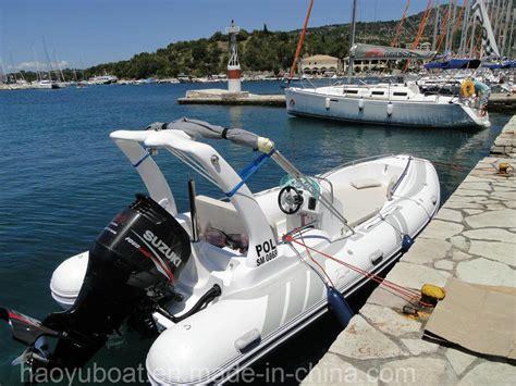 rib motor boats for sale china 19feet 5 8m inflatable rib boat fishing boat rescue