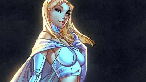 Cool Emma Frost Wallpaper ? Chrome Geek