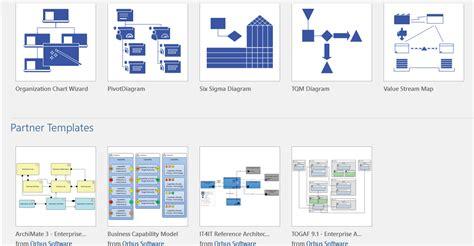 orbus templates third templates in visio pro orbus visio