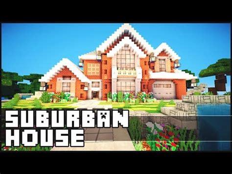 lego neighborhood tutorial minecraft video minecraft suburban house mineflicks