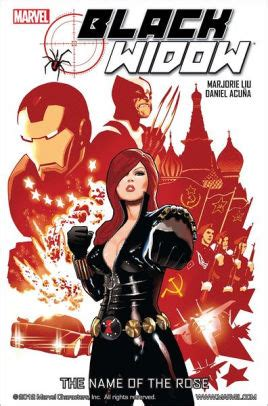 Black Widow The Name Of The black widow the name of the by marjorie author liu