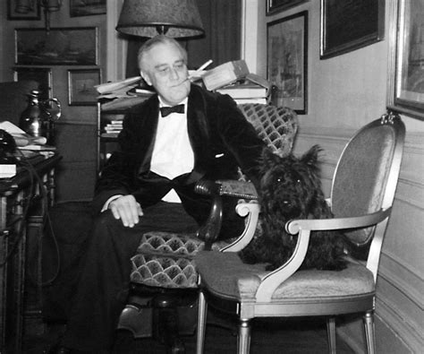 fdr house 9 presidential pets history lists