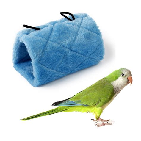 bird beds pet parrot bird hammock hanging cave cage snuggle happy