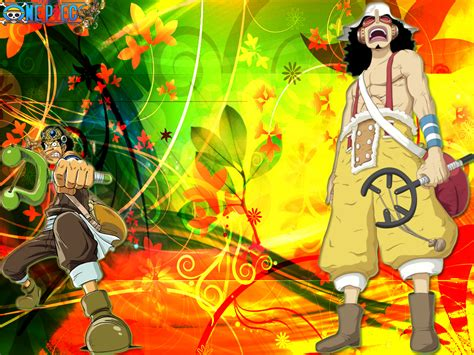 one pirce one usopp one wallpaper 36509596 fanpop