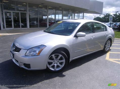 how things work cars 2007 nissan maxima electronic valve timing 2007 nissan maxima 3 5 se in radiant silver metallic 849071 chicagosportscars com cars for