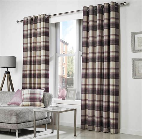 plum and grey curtains belvedere ready made curtains in plum free uk delivery