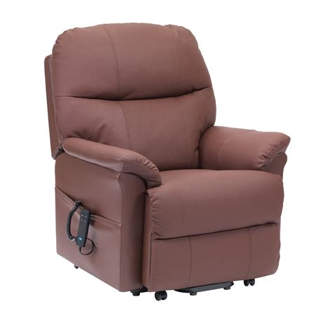 Recliner World by Alcantara Swivel Recliner World Of Scooters Manchester