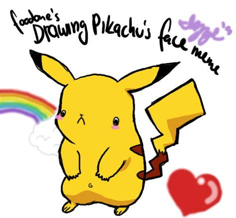 Pikachu Meme - pikachu meme by izze32 on deviantart