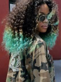 colored curly hair more pictures of naturally curly hair i fy