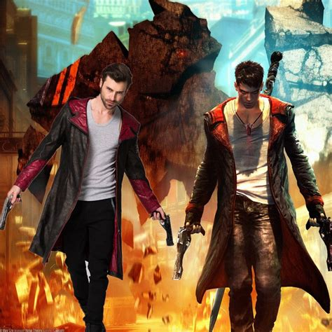 Sweater My Cry 1 Dmc May Cry 5 Dante Costume Jacket Unisex