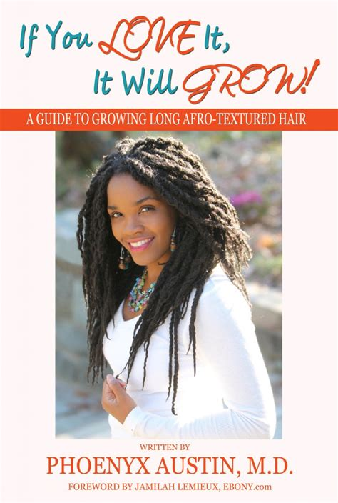 natural hairstyles book review quot if you love it it will grow a guide to