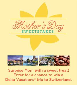 Hallmark Sweepstakes - hallmark channel mother s day sweetstakes win a trip to switzerland