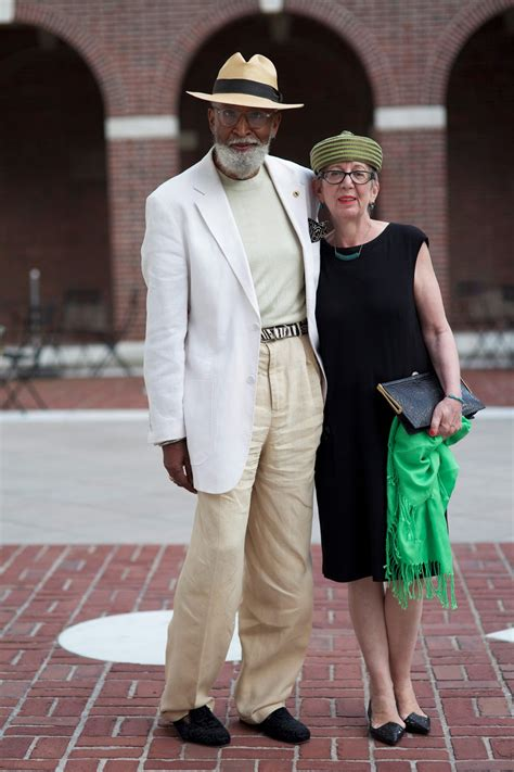 20 of the most stylish senior couples advanced style
