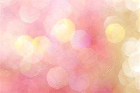 and pink gold and pink abstract bokeh lights defocused background