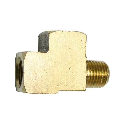 Four Air Brass 4755 by Solid Brass Pipe 1 4 Npt X 1 4 Npt Two