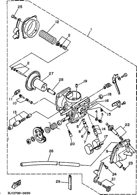 1996 yamaha virago 250 wiring diagram 28 images 100