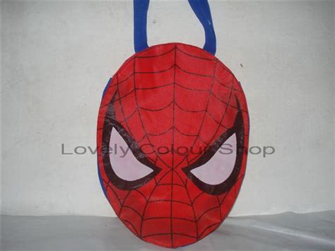 Souvenir Tas Kepala Kartun lovely colour shop tas spunbond karakter kepala