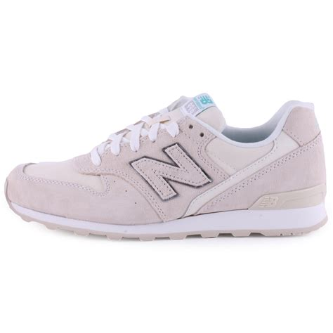 new balance 996 womens suede white trainers new shoes