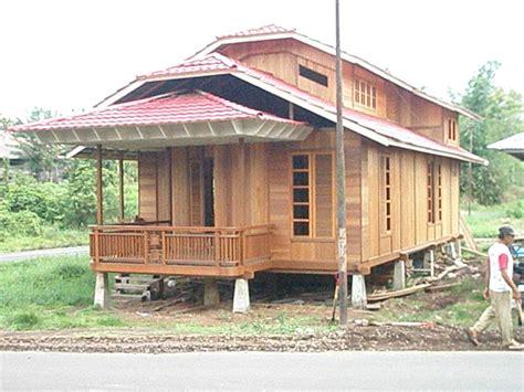 ide gambar rumah kayu cantik desain rumah minimalis gambar foto wallpaper
