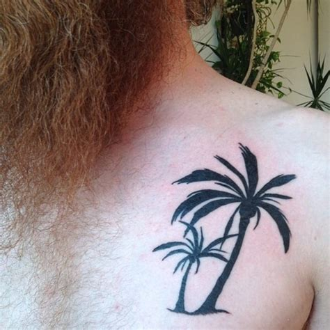 palm trees tattoo palm tree tattoos inspiring tattoos