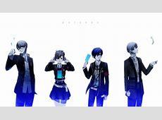 Persona 3 Characters Wallpaper