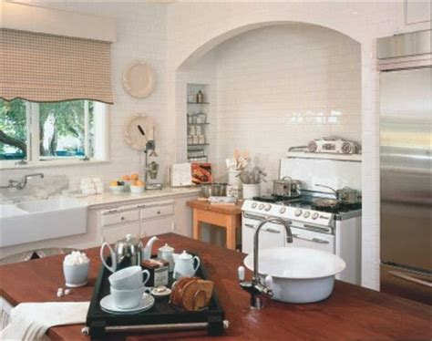 Vintage Decorating Ideas For Kitchens Vintage Brush Modern Kitchen With Vintage Decor