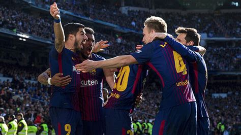 Resumen 0 4 Madrid Barcelona by Ver Los Goles Real Madrid Fc Barcelona 0 3
