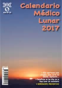 Calendario Lunar Colombia 2017 2017 Calendario Medico Lunar 2017
