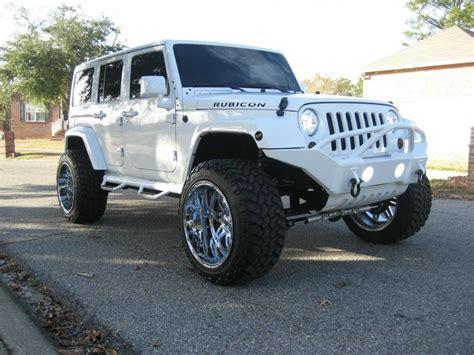 custom jeep white custom wrangler images i jeep it