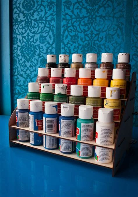acrylic paint keeper 25 unique acrylic paint storage ideas on