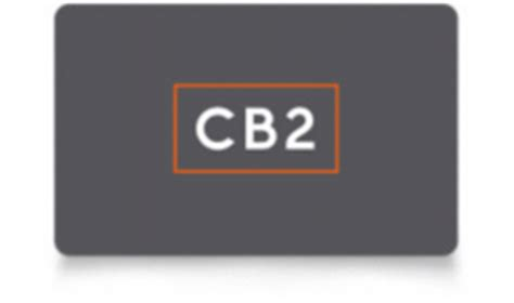 cb2 gift services - Cb2 Gift Card