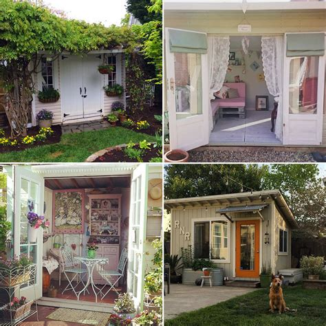 she shed images she shed inspiration popsugar home