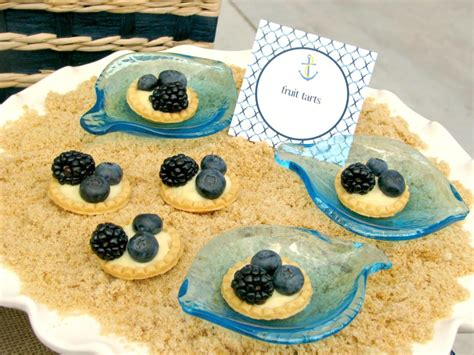 Baby Shower Themed Food by Nautical Theme Baby Shower Ideas