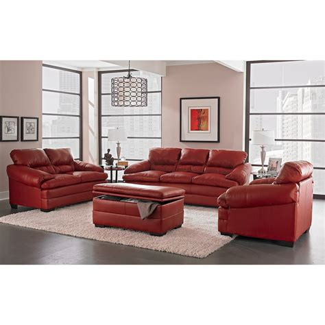 city furniture living room torino iii leather 2 pc living room value city furniture
