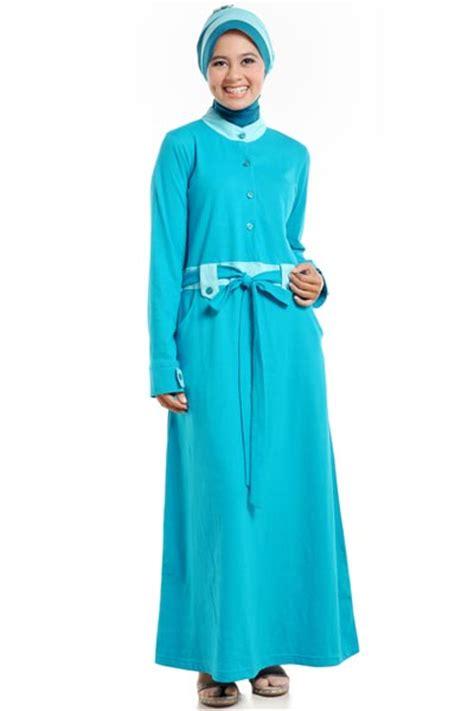 Busana Muslim Bm6550 Bahan Kaos busana muslim surabaya baju muslim surabaya pusat busana