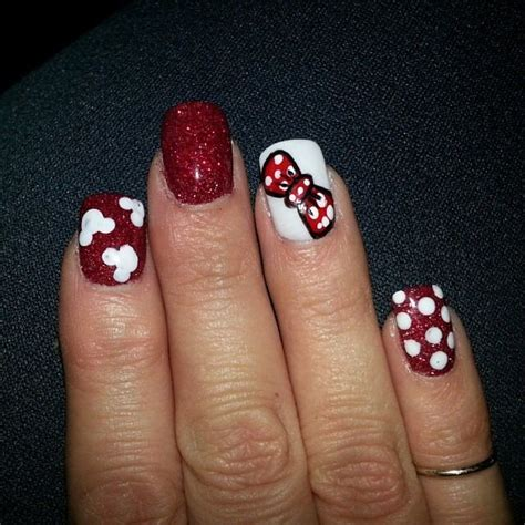 disney pattern nails disney nails my style pinterest design nail design
