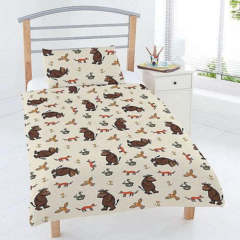 Gruffalo Bed Set Gruffalo Bed Set Gruffalo Duvet Cover Sets Gruffalo Duvet Cover Sets Izziwotnot Single Bed