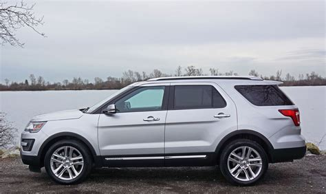Explorer 2 3l Ecoboost Review by 2016 Ford Explorer Limited 2 3l Ecoboost 4wd Road Test