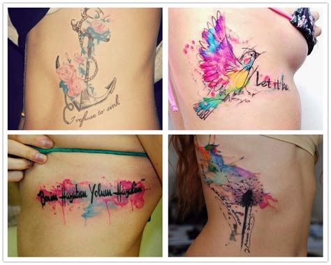 feather and bird anchor tattoo designs thigh
