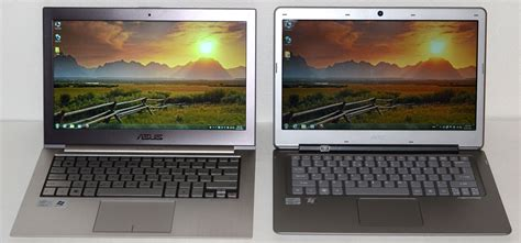 Laptop Asus Of Acer ultrabook to acer aspire s3 vs asus ux31e