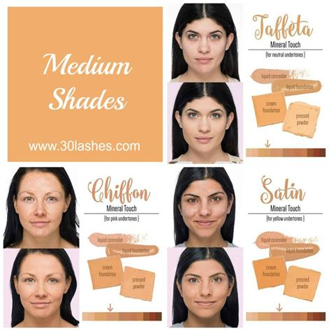 how to match a lshade to a base 25 best ideas about touch mineral liquid foundation on