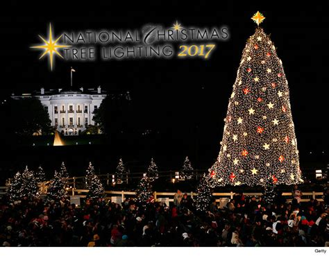 National Tree Lighting by S National Tree Lighting Cost Goes Up From