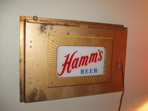 lighted signs for sale hamms lighted sign for sale classifieds